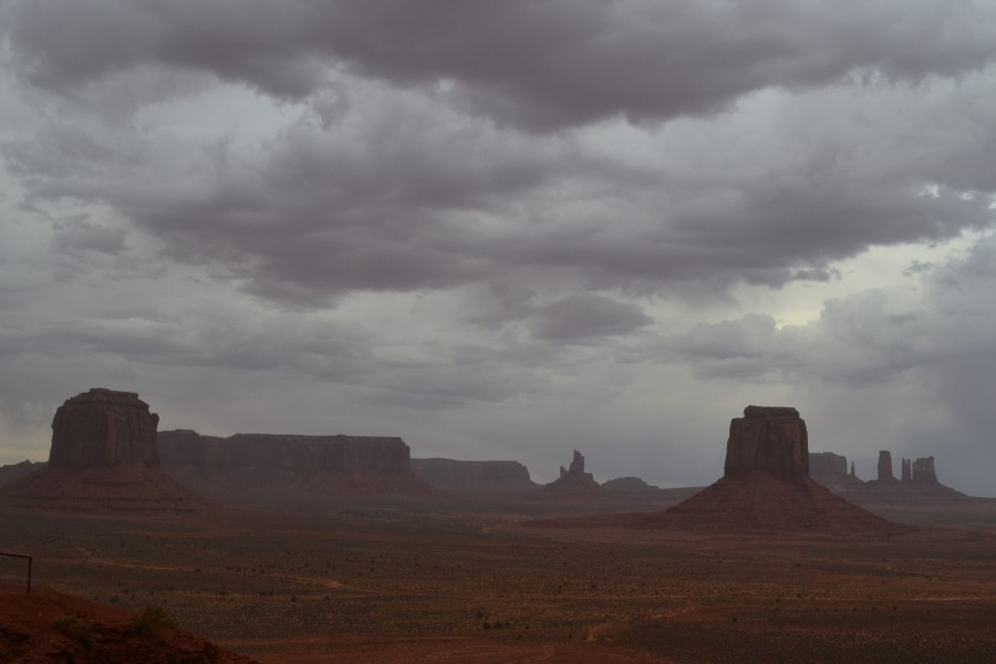 Grand Canyon, Monument Valley 397