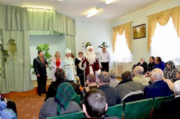 пансионат для пожилых забота ярославский
