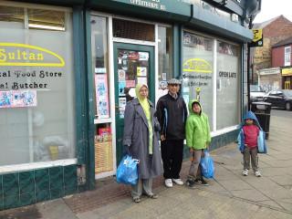 Sultan grocery shop