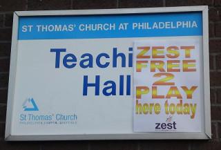 St Thomas Church Teaching Hall