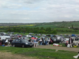 Twin Oaks Carboot Sales