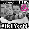 Who doesn't believe in Sibby? ;)