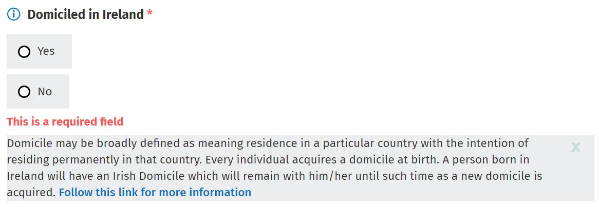 так я домисайл, потому что хочу и могу тут жить или не домисайл, потому что родилась в самолете?