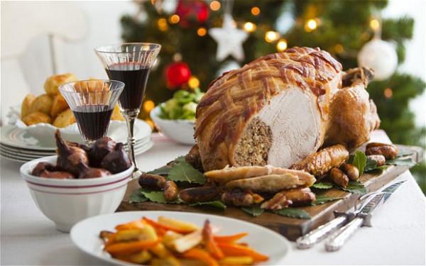 праздничные блюда на новый год в фото