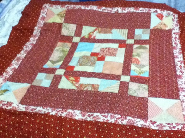 Quilt top finished 001