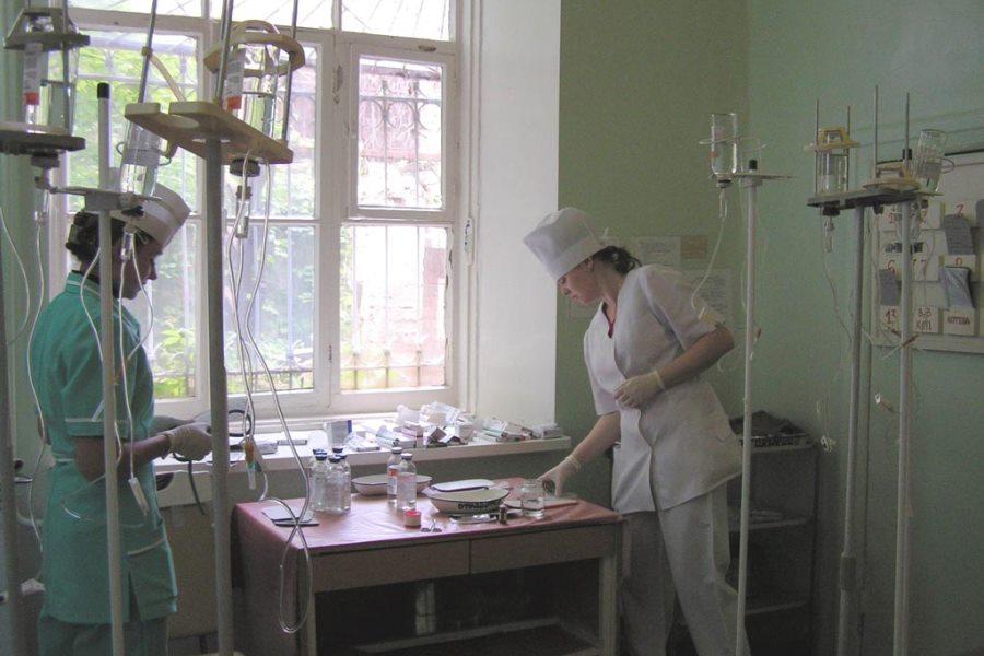 Медперсонал