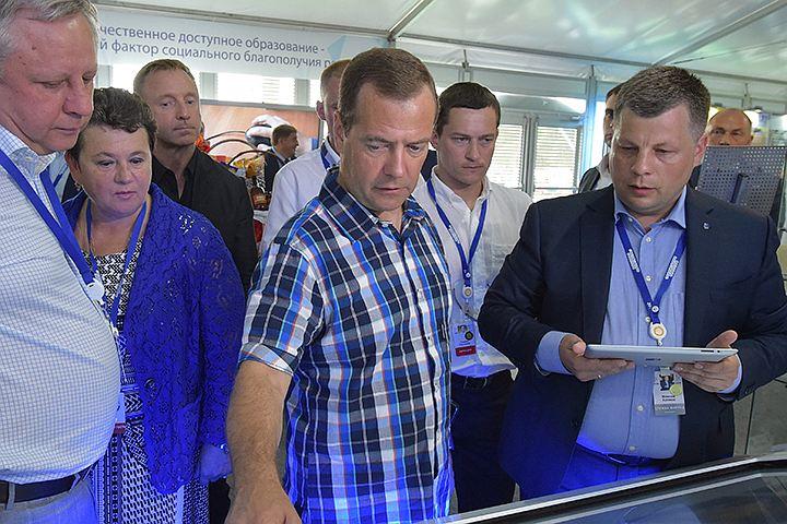 Медведев и смысл