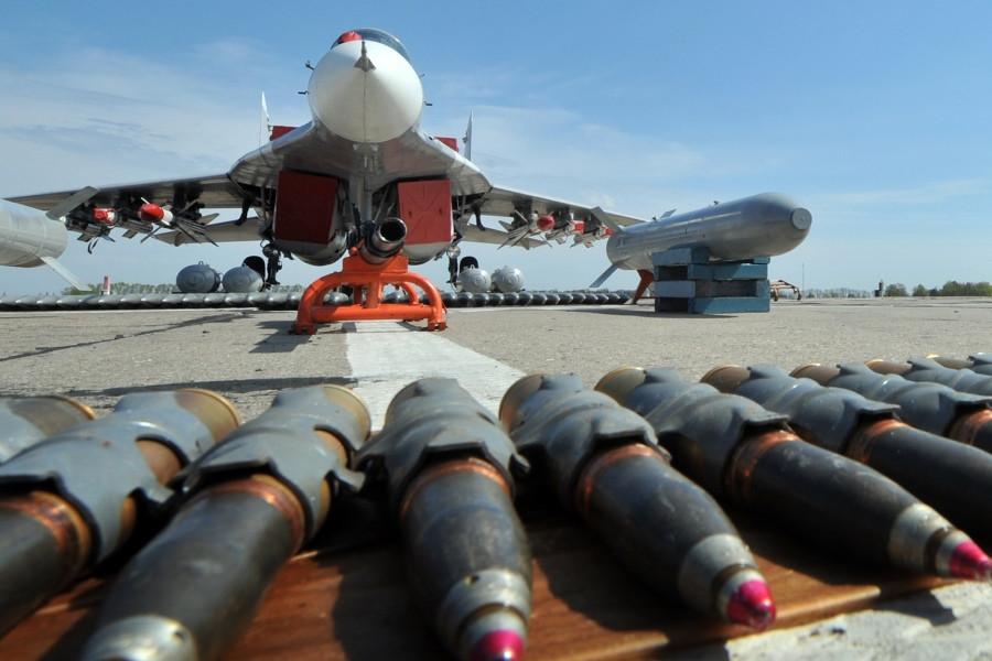 Военная операция России в Сирии