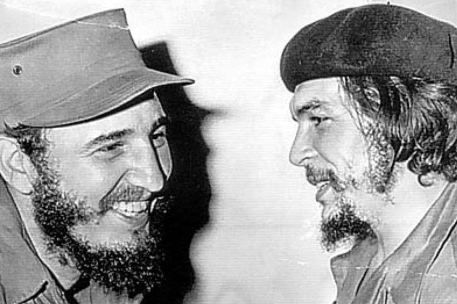 Фидель и Че Гевара
