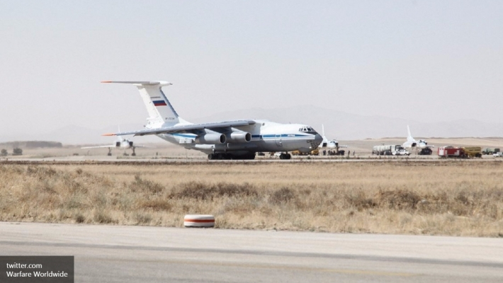 Хамадан Ил-76