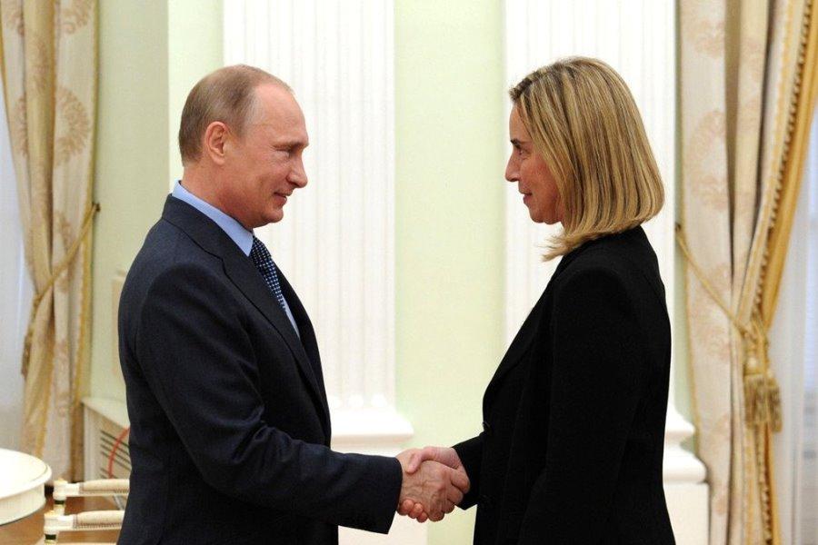 Путин и Запад