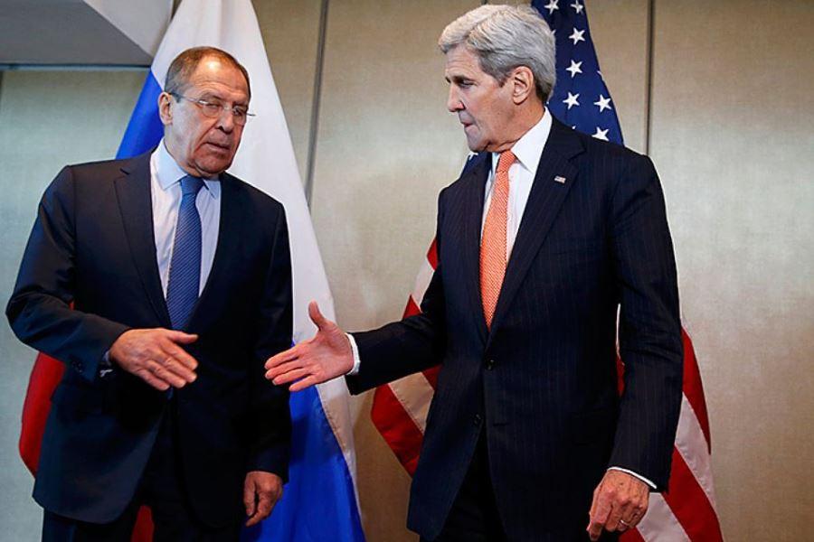 Лавров и Керри договорились по Сирии