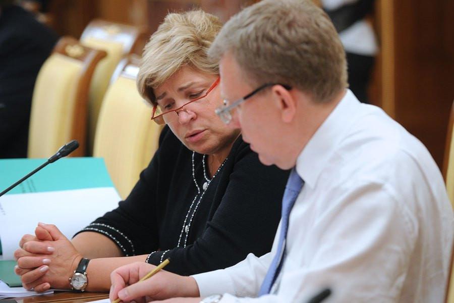 Нестеренко и Кудрин