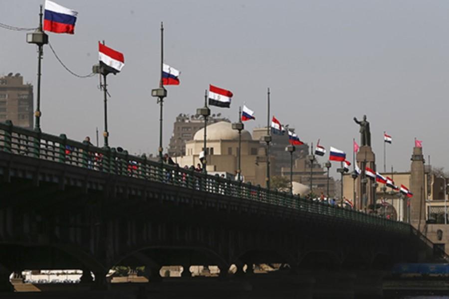 Переговоры Египта и РФ
