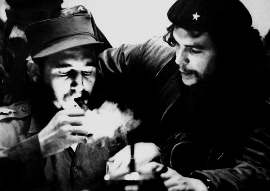 Фидель и Че Гевара 1