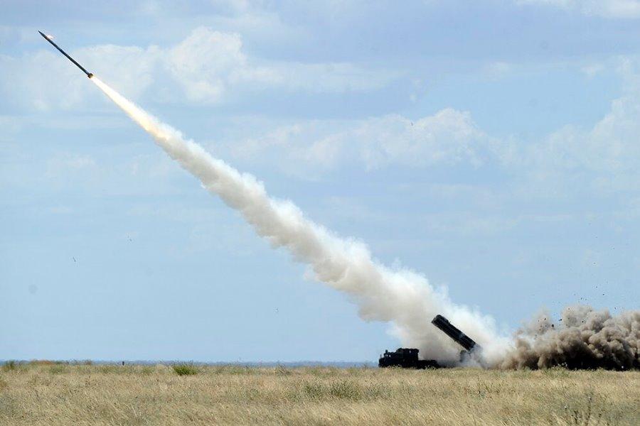 Ольха украинская ракета