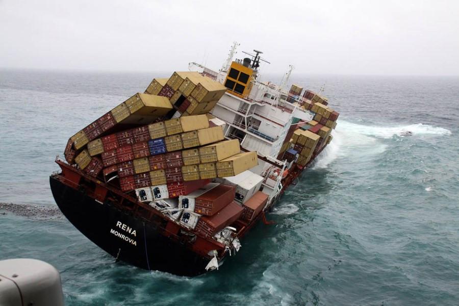 Раскачка судна