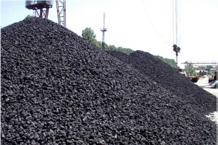 Уголь для Донбасса