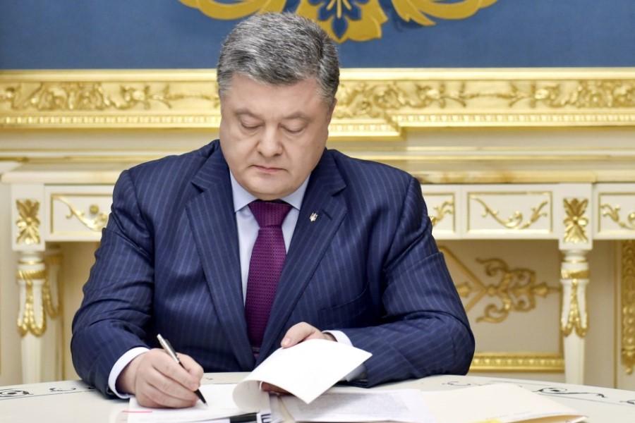 Порошенко подписывает себе приговор