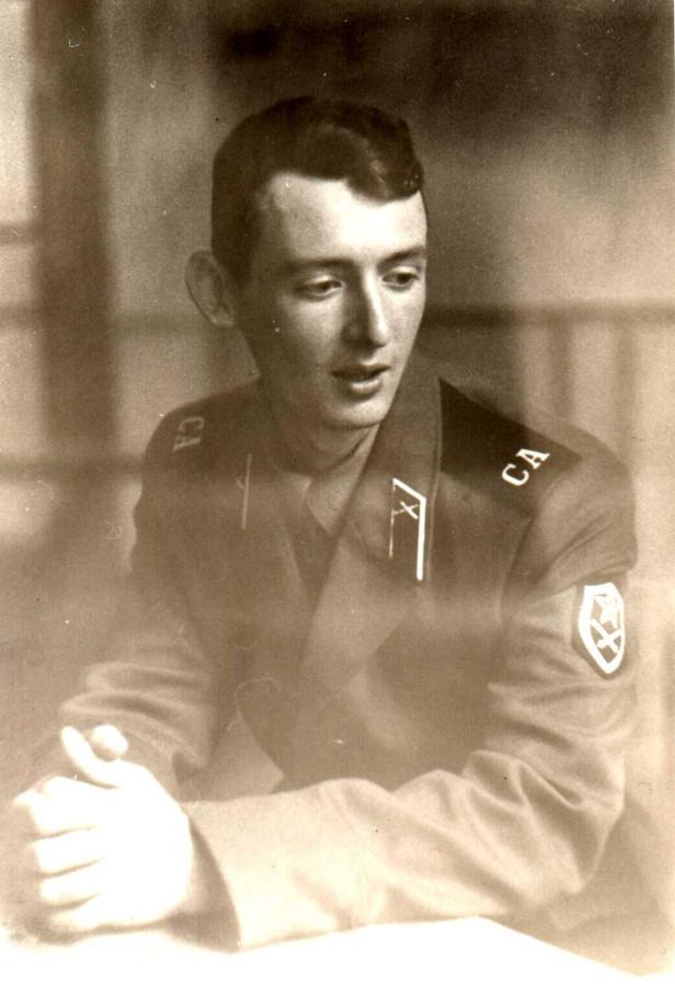 Гиркин рядовой артиллерист
