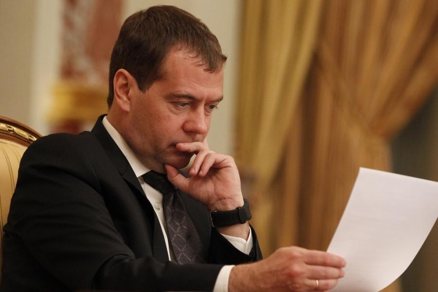 Медведев думает