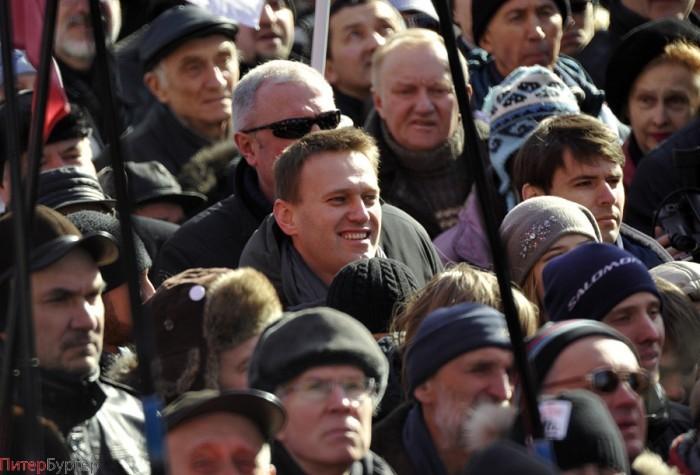 Навальный доволен