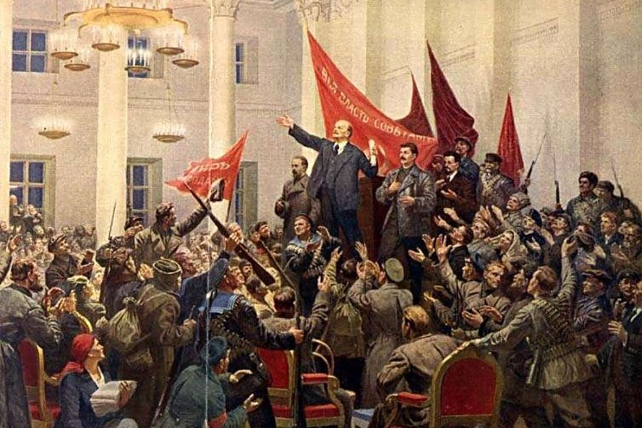 Ленин-17-год