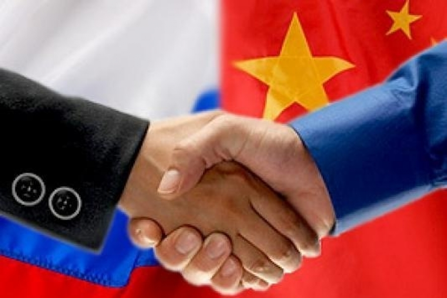 Дружба Китая и России