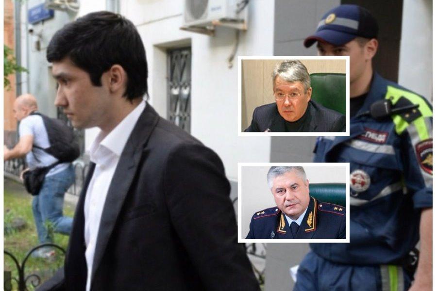 Угроза Шамсаурова звонком Колокольцеву