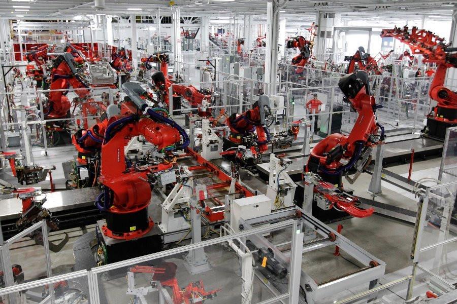 Роботизированное производство