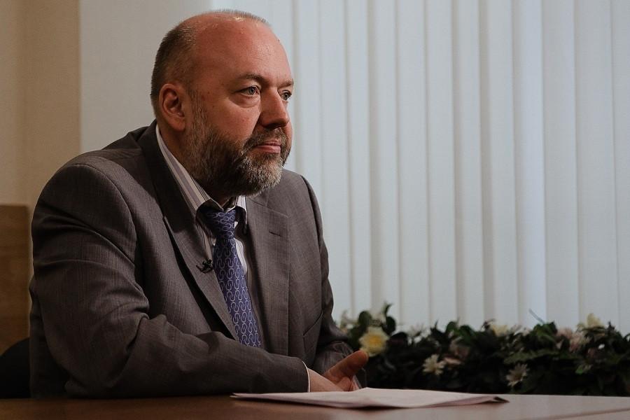 Депутат Крашенинников