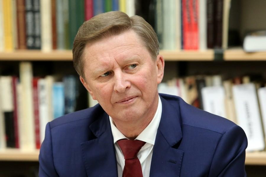 Иванов С