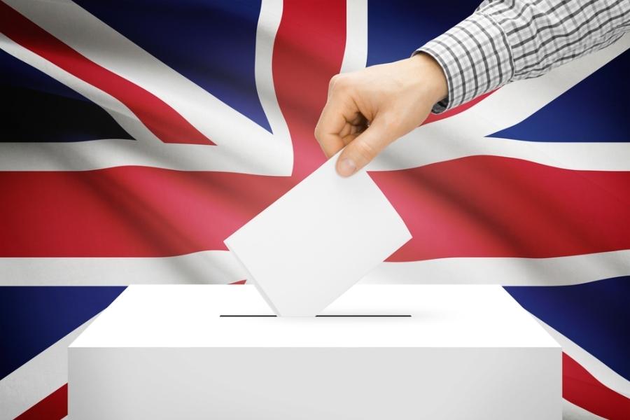 Лондон выборы