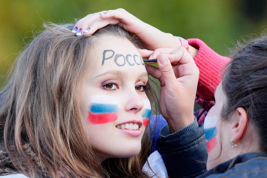 Российский патриотизм 1