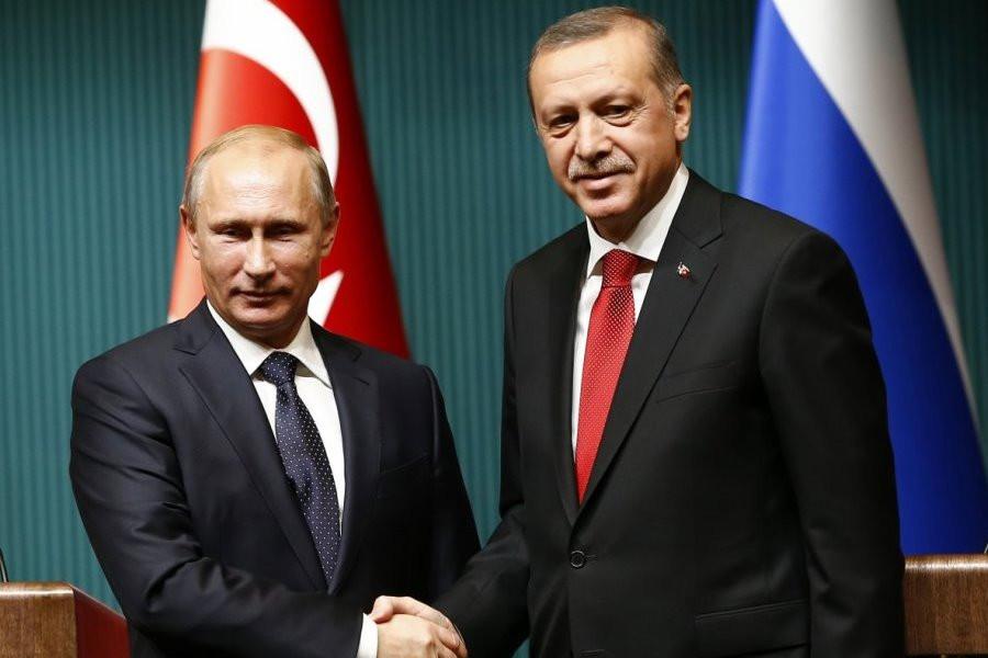 Русский и турок - дружба навек