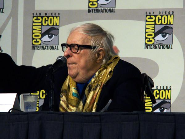 Ray Bradbury Comic Con 2010