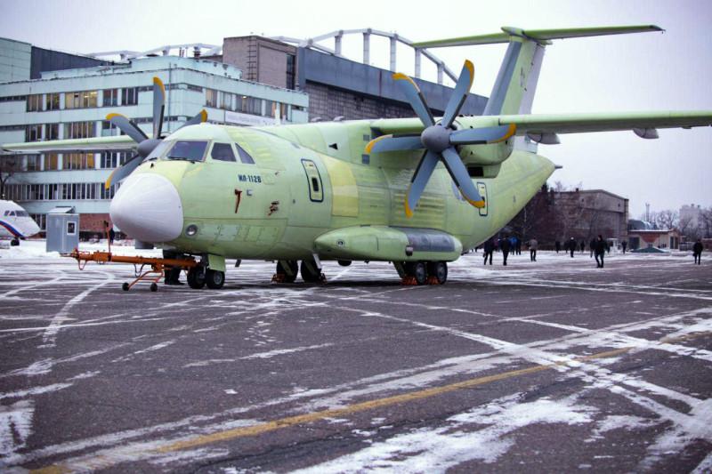 И вот опять: Грузоподъёмность Ил-112В оказалась хуже советского кукурузника