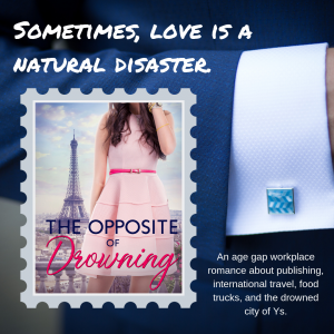 Sometimes love is a natural disaster.