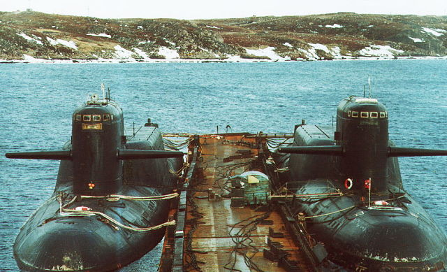 что за бип у подводных лодок