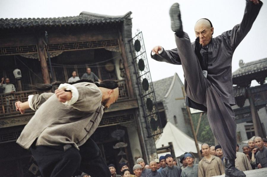 китайский кино кунфу чувствовала
