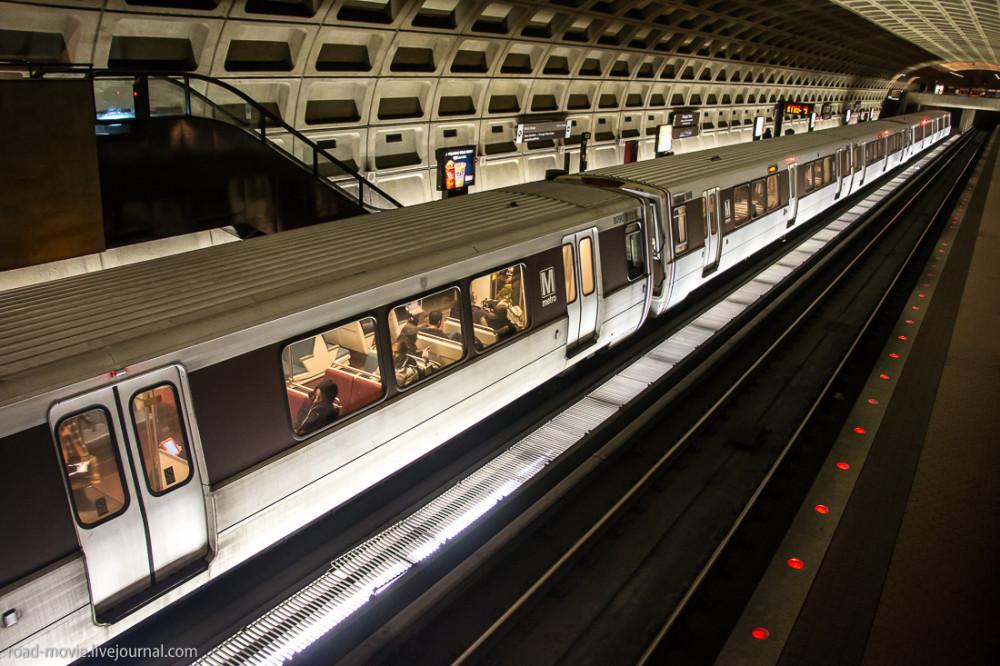 метро вашингтона фото первый