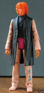 8th Doctor figure - mold test
