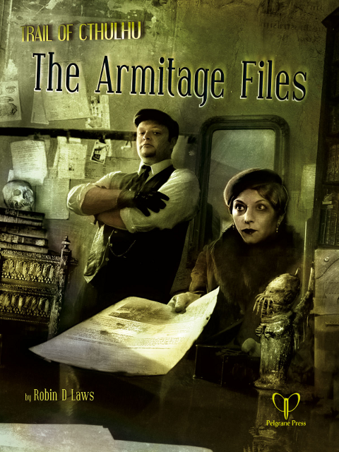 Portada de THE ARMITAGE FILES