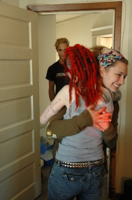 Jenna and Lish