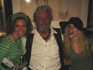 Morgan Jenna and Arlo Guthrie