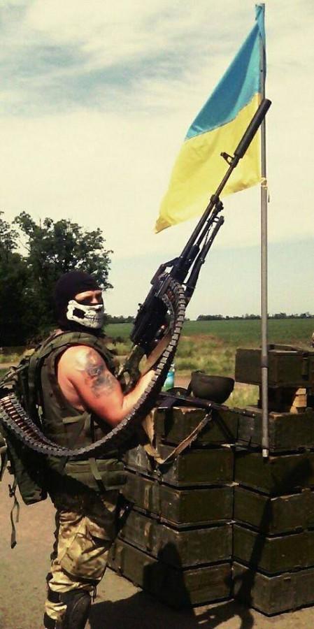 Из-за обстрелов со стороны террористов на Луганщине контужен военнослужащий - Цензор.НЕТ 9715