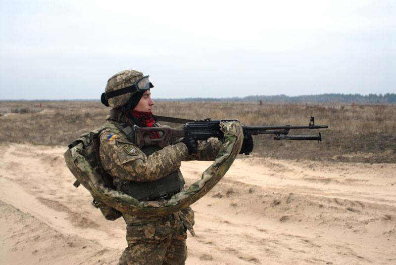 Из-за обстрелов со стороны террористов на Луганщине контужен военнослужащий - Цензор.НЕТ 3795