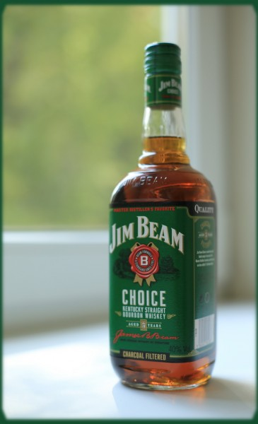 Jim Beam 5 yo Choice Green label_новый размер