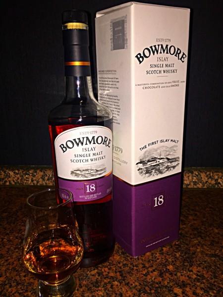 Bowmore 18 yo, 43%_новый размер.JPG