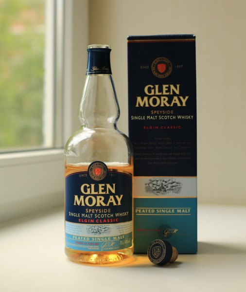 Glen Moray, Elgin Classic, Peated, 40%_новый размер.JPG